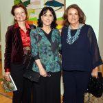 Elisabeth Di Cavalcanti, Denise Mattar e Sylvia Dias