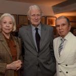 Fernanda Montenegro, Geraldo Holanda Cavalcanti e Murilo Melo Filho