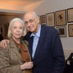 Fernanda Montenegro e Zuenir Ventura
