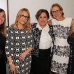 Georgiana Guinle, Thelma Guimarães, Regina Célia, Sylvia Jane Crivella e Eliana Ovalle