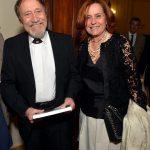 Juarez Machado e Melina Mosimann l