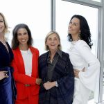 Nina Kauffmann, Cristina Rotondoro, Teresa Seiler e Adriana Oliveira