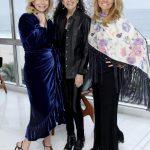 Nina Kauffmann, Beth Accurso e Elisa Marcolini
