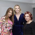 Rachel Crisma, Nina Kauffmann e Bia Veloso