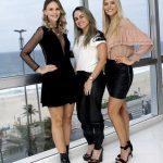 -Lorena Campelo, Patrice Pessoa e Aline Donato