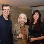 Marcelo Bies, Fernanda Montenegro e Ilana Levinson