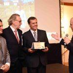 Marcelo Copello, Jorge Lucki, Murillo Regina e Sergio Queiroz