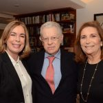 Mary Del Prior, Arnaldo e Ruth Niskier