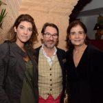 Renata Adler, Marc Potier e Kátia D'Avillez 1