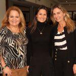 Renata Fraga, Camilla Carvalho e Marcia Verissimo