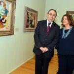 Roberto Halboutir e Sylvia Dias