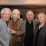 Sérgio Fonta, Fernanda Montenegro, Paulo Lima e Jacqueline Laurence