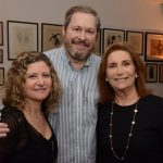 Sandra Niskier Flanzer, Pedro Corrêa do Lago e Ruth Niskier