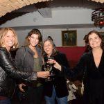 Stella Leão, Renata Adler, Bitty Potier e Kátia D'Avillez