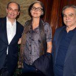 Waldir Simões de Assis, Beth Jobim e Max Perlingeiro