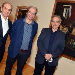 Waldir Simões de Assis, Luiz Antônio Almeida Braga e Max Perlingeiro