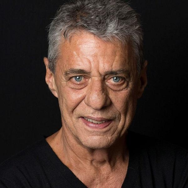 Chico Buarque em foto do craque Leo Aversa