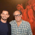 Éder Oliveira e Luiz Camillo Osório