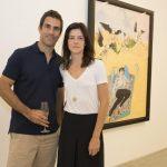 Adriano Castelo e Cecilia Fortes