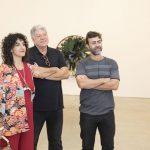 Antônia Pellegrino, Antonio Grassi e Marcelo Freixo