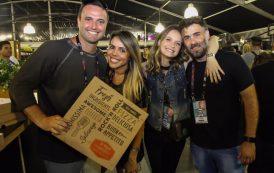 Fernanda Rodrigues e Raoni Carneiro curtem o Rock in Rio