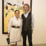 Beatriz Milhazes e Ivor Braka