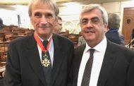 Gilberto Ururahy participa de solenidade em Paris