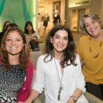 Carolina Heleno, Beth Accurso e Gilda Palhares