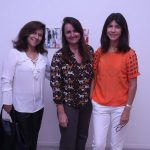 Eduarda Medeiros, Bibi Figueira e Monica Medeiros