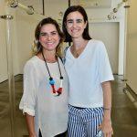 Fernanda Sattamini e Maria Luz Bridger