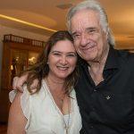 Flavia Costa e João Carlos Martins