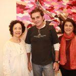 Helena Wassersten, Carlos Cesari e Ana Herter