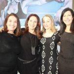Marilou Winograd, Ligia Teixeira, Andrea Biocchini e Denise Anne