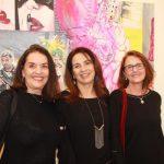 Marilou Winograd, Ligia Teixeira e Ana Biocchini