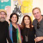 Luiz Carlos de Carvalho, Ana Stinger, Ligia Teixeira e Andre Balduin