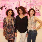 Tania Soiberman, Miriam Pech e Ana Paula Soares