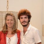 Jessica Kloosterman e Alexandre Silva