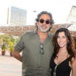 Marcos Prado e Thalita Rossi