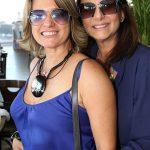 Nilza Supriano e Denise Grassi