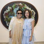 Regina Casé e Adriana Varejão
