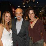 Rose Rodrigues, Jose Hugo Celidoneo e Maria Alice