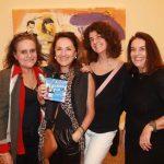 Vania Velloso,Olga De Lena, Miriam Pech e Marilou Winograt