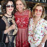 Vera Loyola, Marcia Verissimo e Rachel Gusmão .