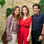 Adriana Rocha, Paula Costa e Guto Rocha