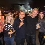 Ana Loschi, Silvana Freitas, Presidente da Record Rio Fabiano Freitas, Thomaz Naves e Camilla Carvalho .