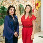Cristina Burlamaqui e Paula Costa