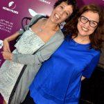 Vilma Lustosa e Ilda Santiago