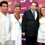Candé Salles , Edna Gomes , João de Deus e Cissa Guimarães