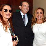 Maria Zilda , João de Deus e Cissa Guimarães