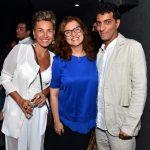 Edna Gomes , Ilda Santiago e Candé Salles